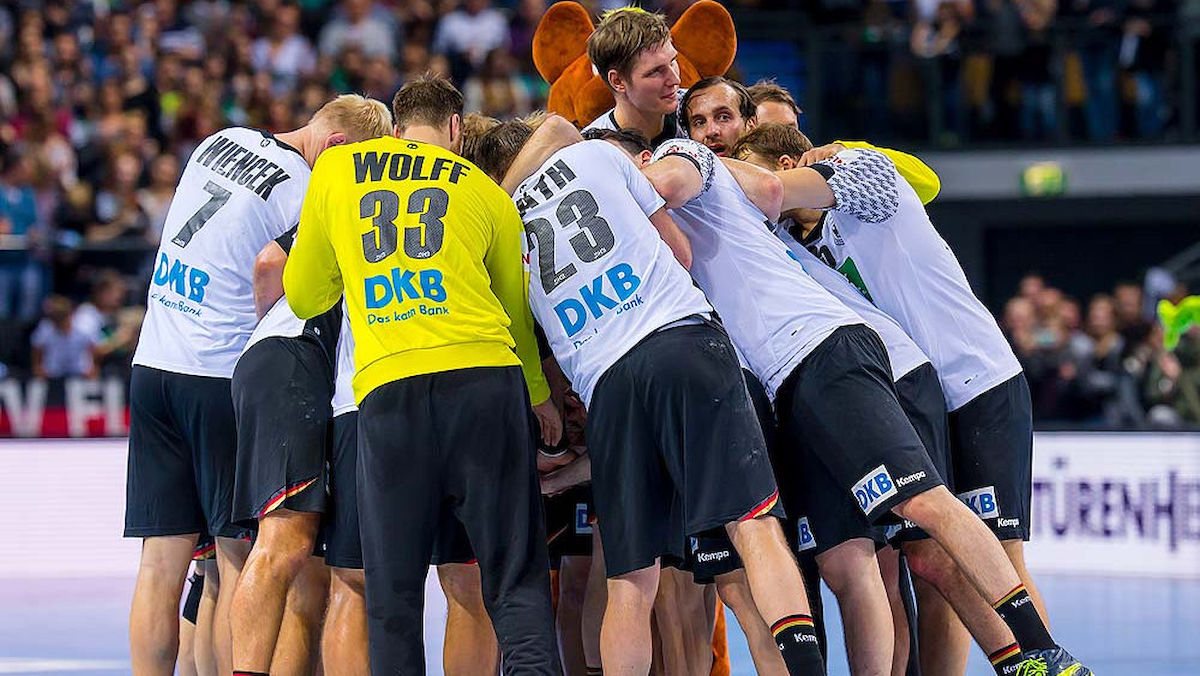 Handball Wm Dkb