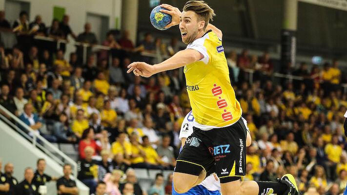 Dkb Handball Bundesliga 2 Handball Bundesliga Am Samstag Acht