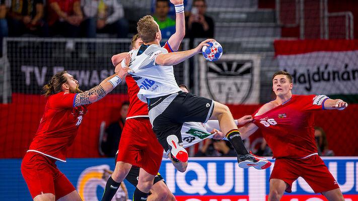 deutschland tschechien handball