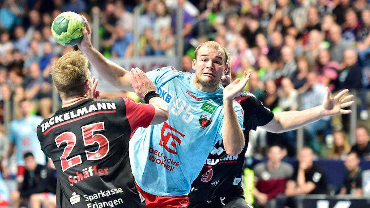 handball bundesliga - 6 дней