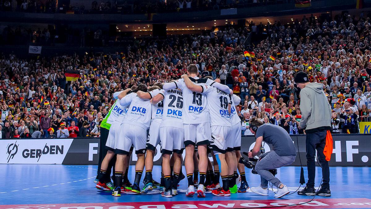 em handball 2019 Гјbertragung