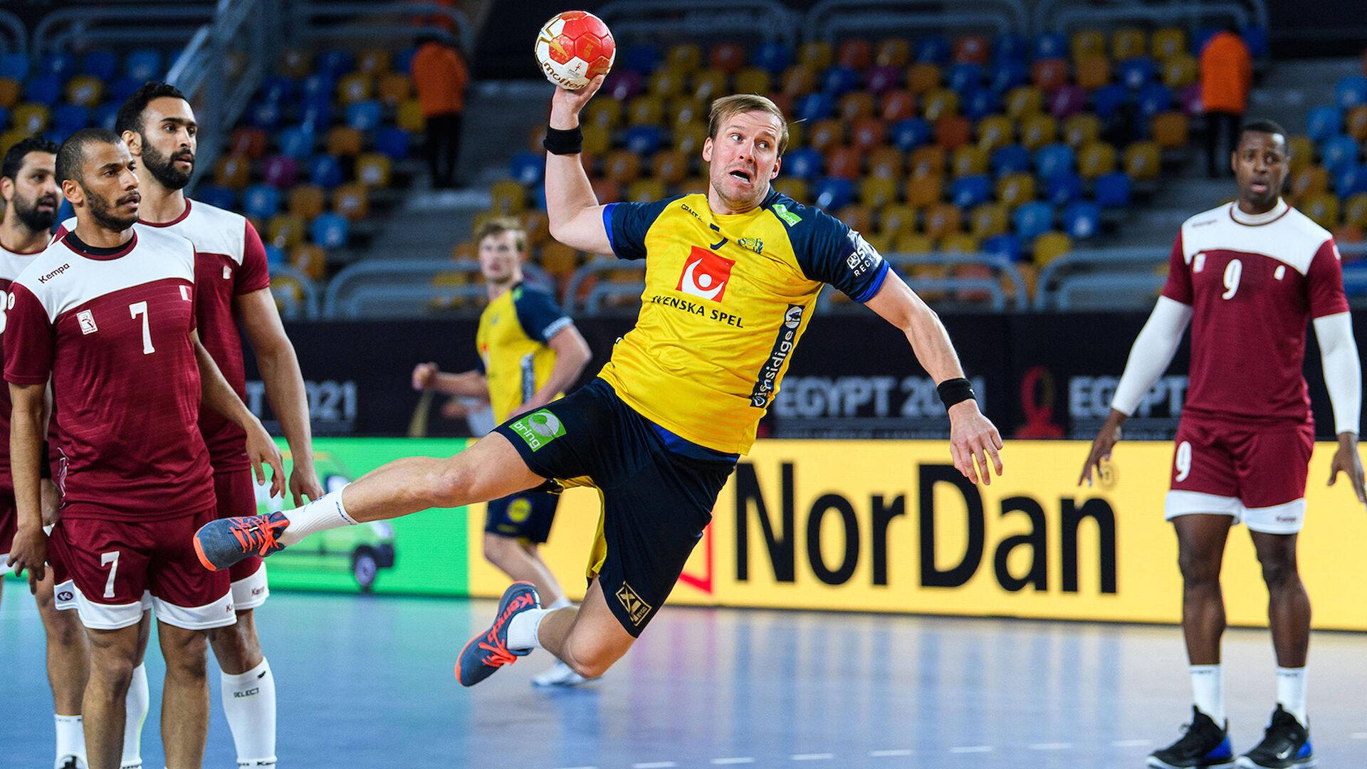 danemark gegen schweden im wm finale