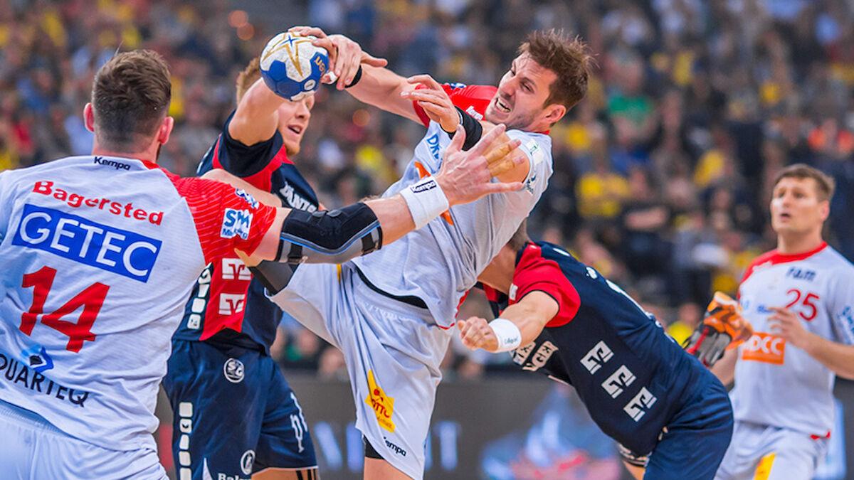 Bundesliga Handball Spielplan